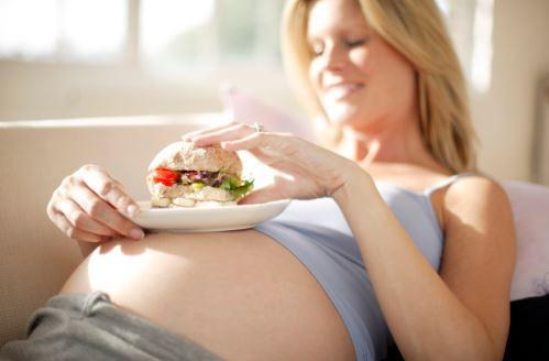 Запрещающий список для беременных