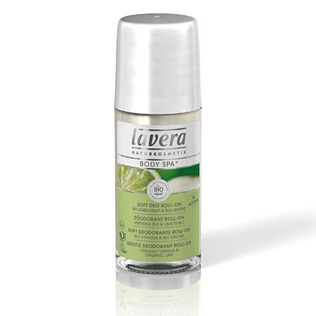 Купить Шариковый био-дезодорант лайм lavera
