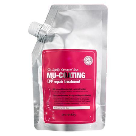 Купить Бальзам для лечения и ламинирования волос mu-coating lpp repair treatment secret key