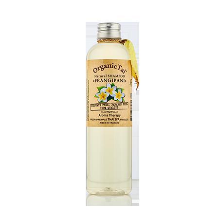 Купить Натуральный шампунь  для волос «франжипани» organic tai