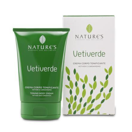 Купить Vetiverde крем для тела nature's