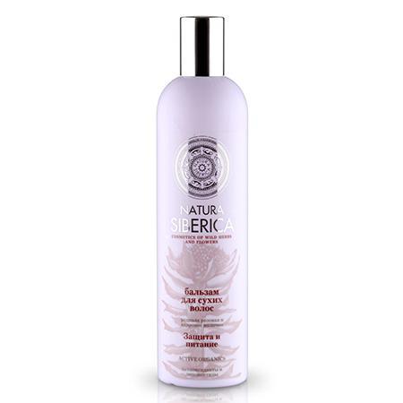 Купить Бальзам для сухих волос «защита и питание» natura siberica