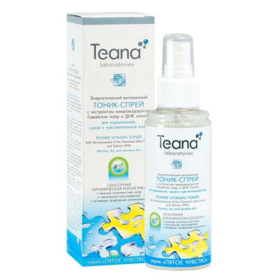 Купить Тоник-спрей для нормальной и чувствительной кожи тиана