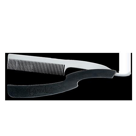 Купить Расческа «опасная 2.0» бородист