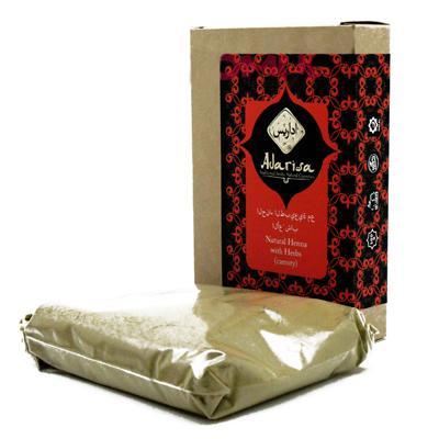 Купить Традиционная натуральная хна рыже-медная adarisa
