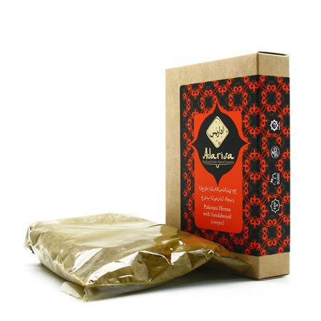 Купить Пакистанская хна для волос сандалом (медная) adarisa
