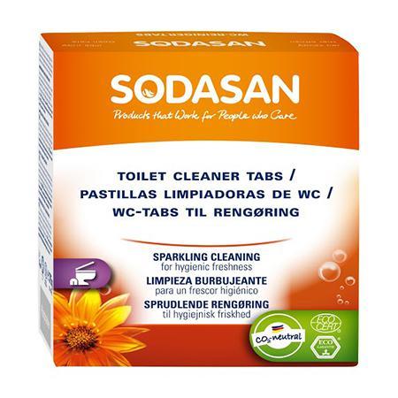 Купить Таблетки для чистки туалета sodasan