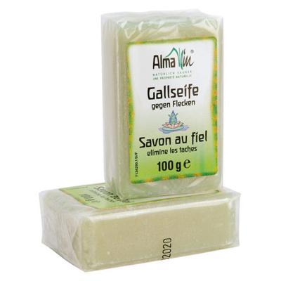 Купить Мыло желчное для застирывания пятен эко almawin