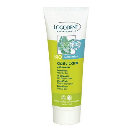 Купить Зубная паста с био-мятой перечной daily care logona