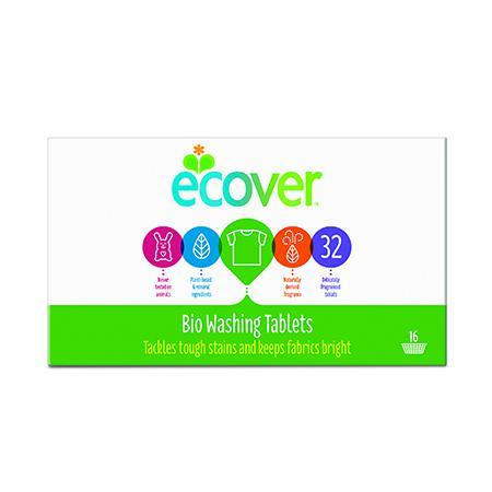 Купить Экологические таблетки (для стирки) 32 штуки ecover