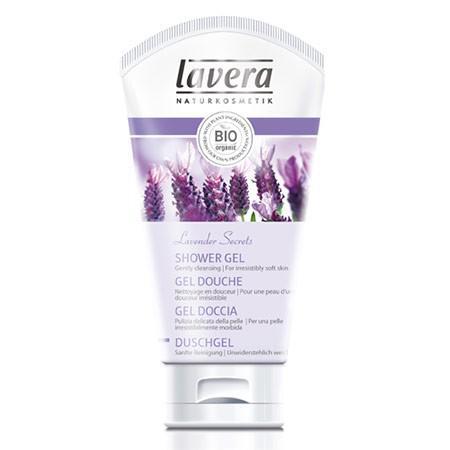 Купить Гель для душа и ванны «лавандовые секреты» lavera