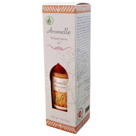 Купить Масло ростков пшеницы для кожи и волос organic aromelle