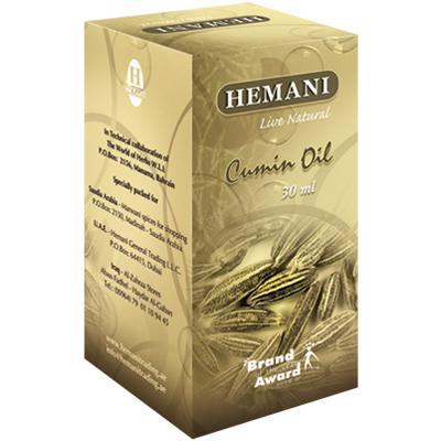 Купить Масло кумина 30 мл хемани