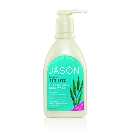 Купить Жидкое мыло для тела «чайное дерево» jason