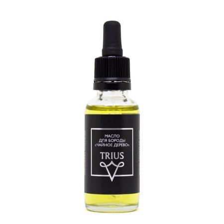 Купить Масло для бороды premium чайное дерево trius