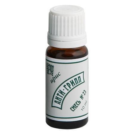 Купить Смесь эфирных масел №23 антигрипп iris