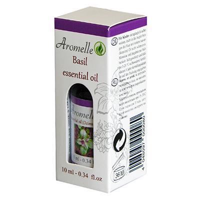 Купить Эфирное масло базилика aromelle