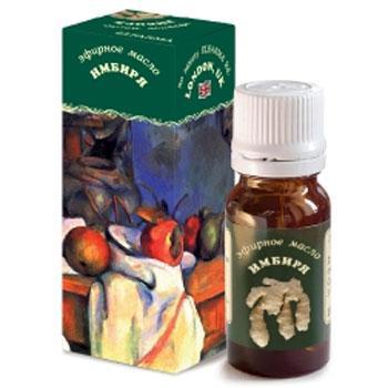 Купить Эфирное масло имбиря эльфарма