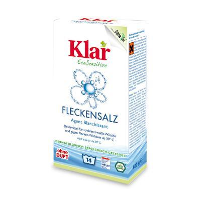 Купить Отбеливатель с активным кислородом гипоаллергенный (0,4 кг) klar