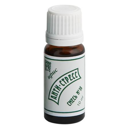 Купить Смесь эфирных масел №16 антистресс iris