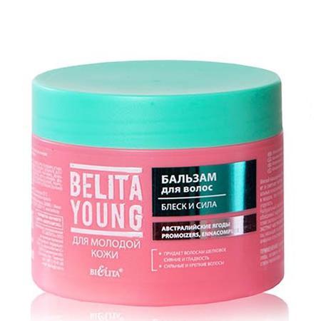 Купить Бальзам для волос блеск и сила белита - витекс
