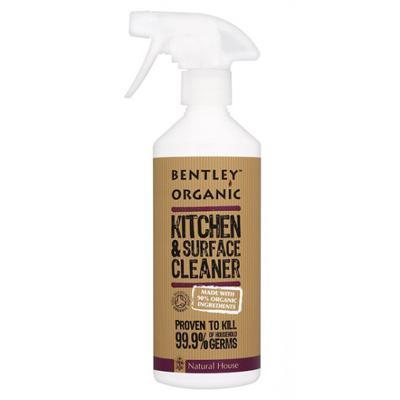 Купить Очиститель кухонных поверхностей bentley organic