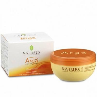 Купить Arga крем для тела бархатный nature's