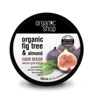 Купить Маска для волос «греческий инжир» organic shop