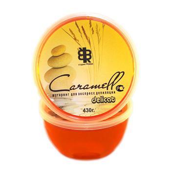 Купить Шугаринг caramell delicat pranastudio (430 г)