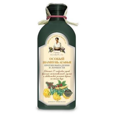 Купить Особый шампунь агафьи против потери волос рецепты бабушки агафьи