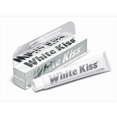 Купить Отбеливающая зубная паста white kiss