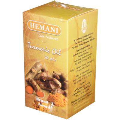 Купить Масло куркумы 30 мл хемани