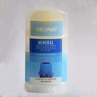 Купить Минеральный дезодорант кристалл с экстрактом планктонных микроорганизмов twist-up deonat