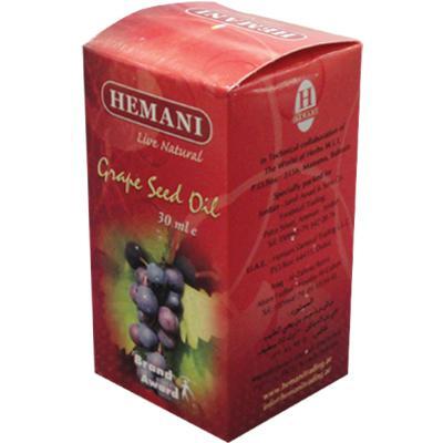 Купить Масло виноградной косточки 30 мл хемани