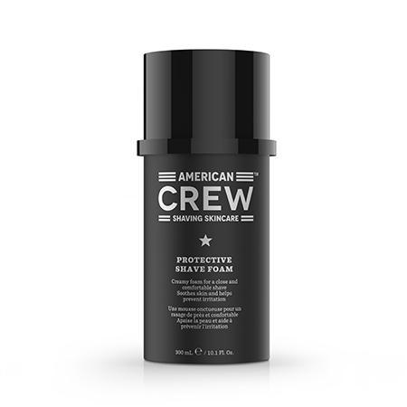 Купить Защитная пена для бритья protective shave foam 300 мл american crew