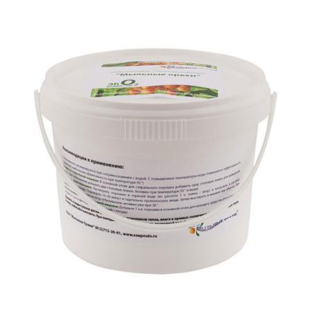 Купить Экологически чистый кислородный отбеливатель эко2 кислород+сода мыльные орехи