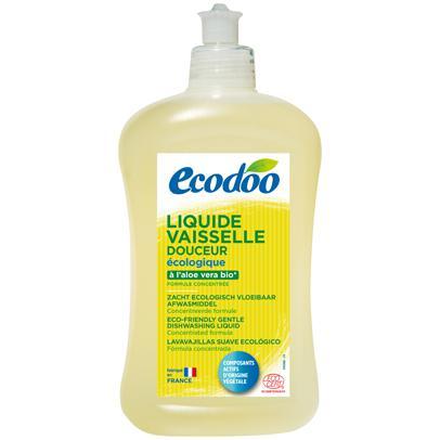 Купить Средство для мытья посуды с алоэ вера ecodoo