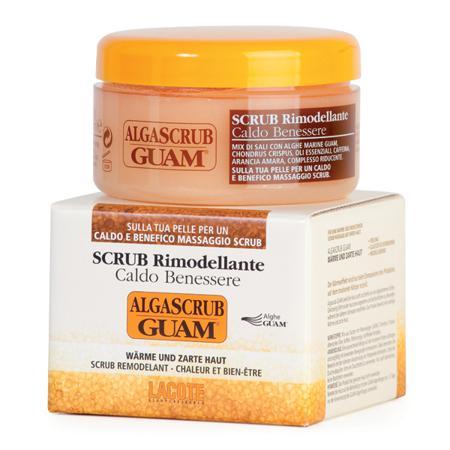 Купить Скраб для тела массажный algascrub2 420 гр guam