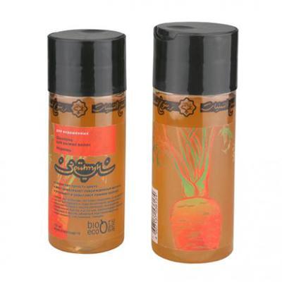 Купить Шампунь морковь  для окрашенных рыжих волос зейтун