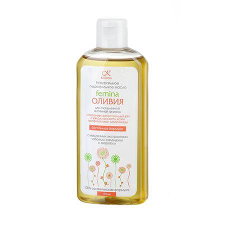 Купить Гидрофильное масло femina оливия клеона