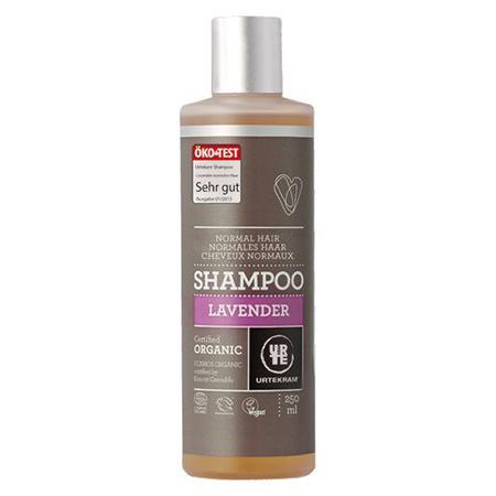 Купить Шампунь для нормальных волос лаванда 250 мл urtekram