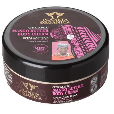 Купить Крем для тела на манговом масле planeta organica africa