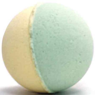 Купить Бурлящий шарик для ванн хвойная бомба ми&ко