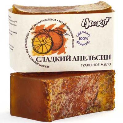 Купить Туалетное мыло сладкий апельсин ми&ко