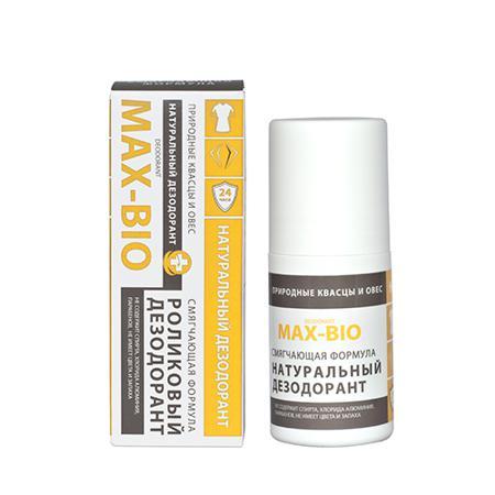 Купить Кристаллический дезодорант max-bio «смягчающая формула» max-f