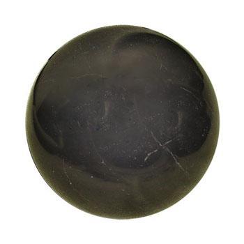 Купить Полированный шар 30 мм шунгит
