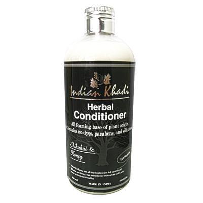 Купить Кондиционер для волос с медом и акацией indian khadi