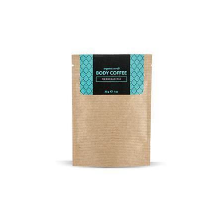 Купить Скраб кофейный марокканский микс 30 г huilargan