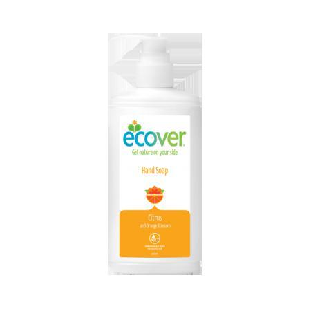 Купить Цитрусовое жидкое мыло (для рук) ecover (1000 мл)