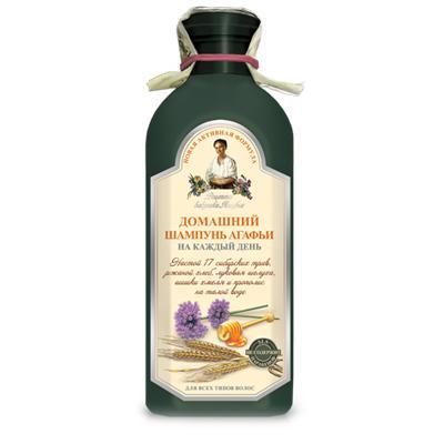 Купить Домашний шампунь агафьи для всех типов волос рецепты бабушки агафьи